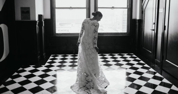 Kendrika's Wedding Gown Preservation in California