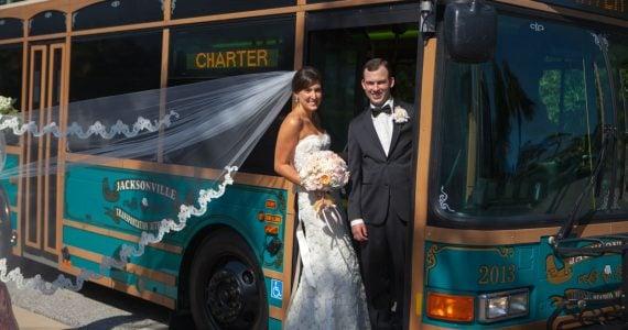 Courteney's Wedding Dress Preservation in Florida
