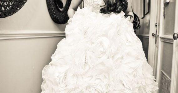 Daphne's Wedding Gown Preservation in Alabama