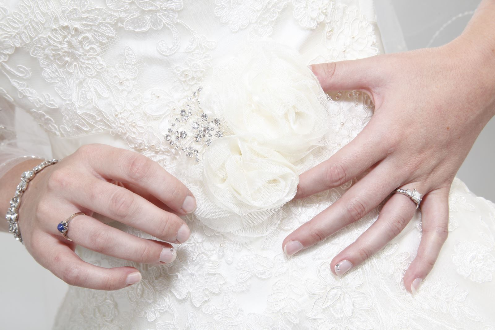 Ashleigh\'s Wedding Dress Cleaning in Ohio   Wedding Gown Specialists