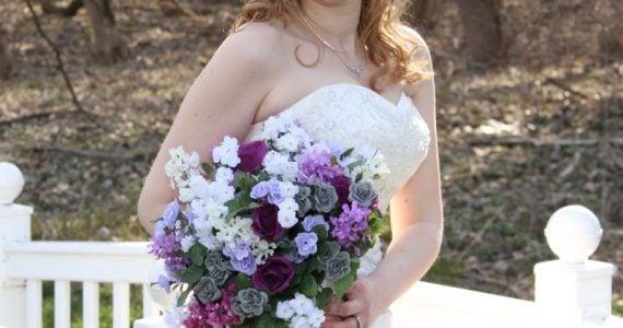 Shawna's Wedding Dress Preservation in Iowa