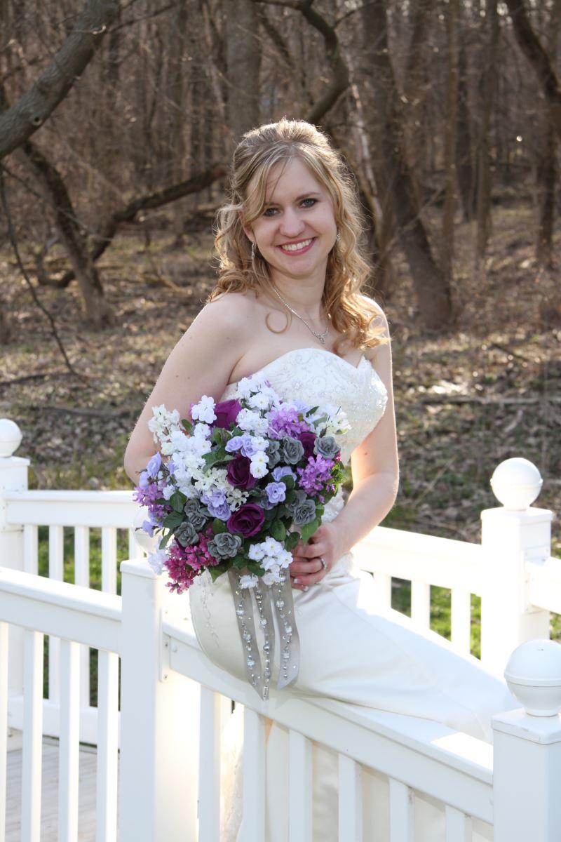Shawna 39 s wedding dress preservation in iowa wedding gown for Wedding dresses in iowa
