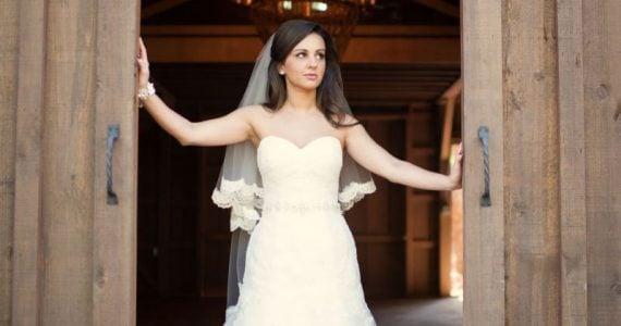 Amanda's Wedding Gown Preservation in Alabama
