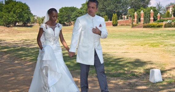 Phindi's Wedding Gown Preservation in Pretoria South Africa