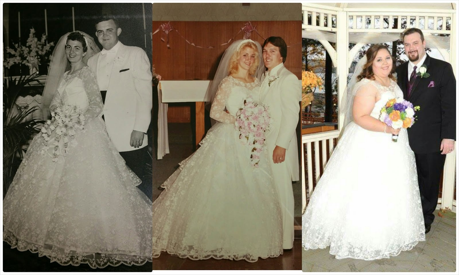 wedding dress restoration kristen s wedding gown restoration in ohio wedding gown 9248