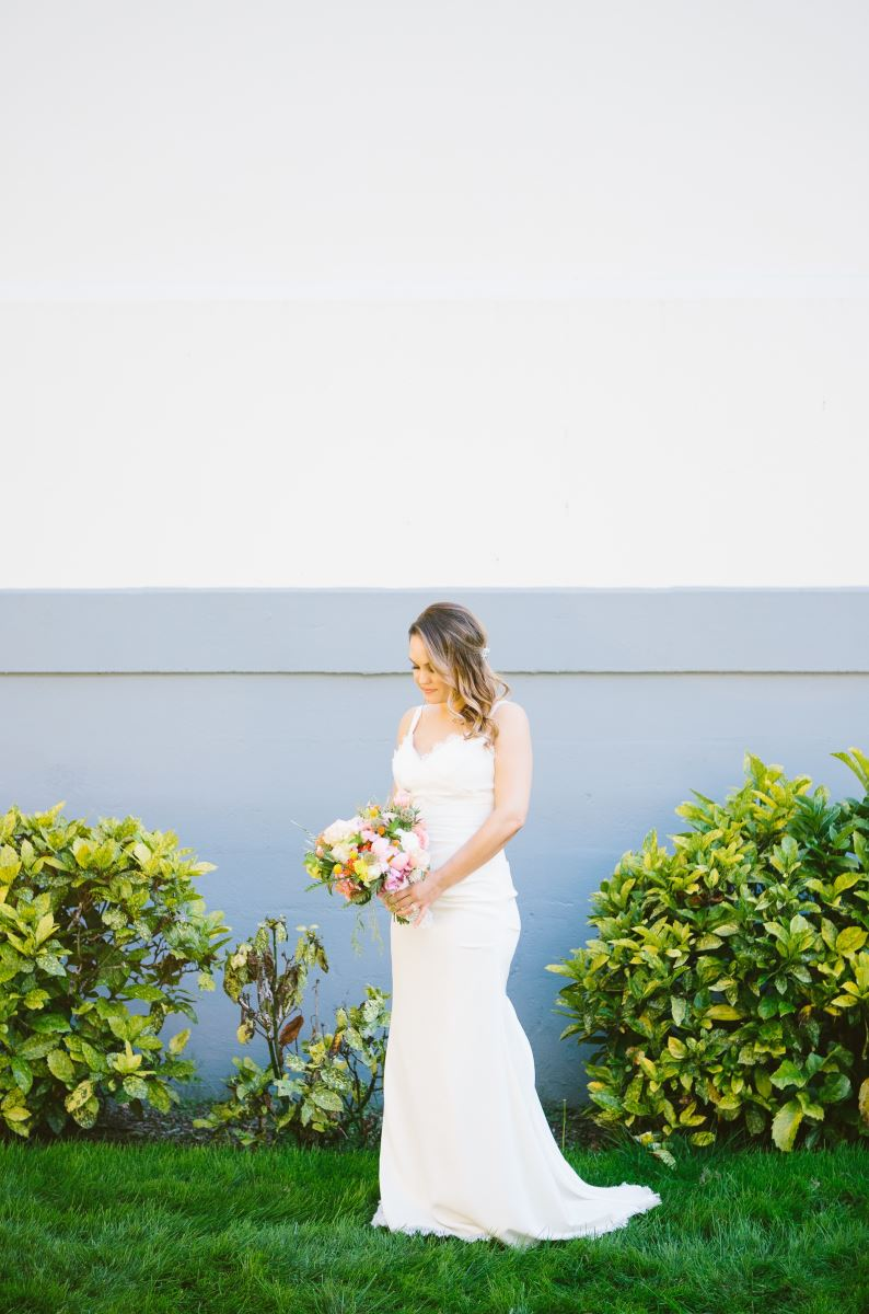 Taryn 39 s wedding dress preservation in california wedding for Where to get wedding dress cleaned and preserved