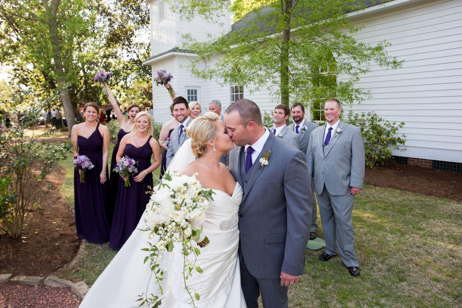 Morgan's Wedding Dress Cleaning in Alabama