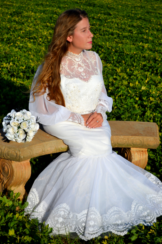 Sarah 39 s wedding gown preservation in texas wedding gown for Why preserve wedding dress