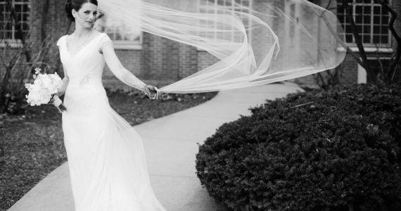 Angela's Wedding Gown Preservation in Florida