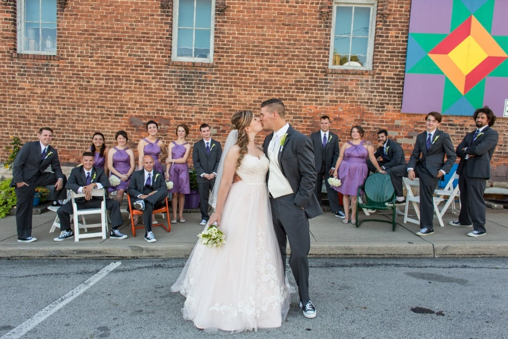 Morgan's Wedding Gown Preservation in Ohio