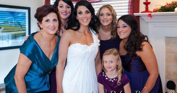 Sarah's Wedding Dress Cleaning in Pennsylvania